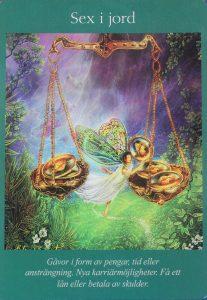 dagens änglartarotkort!